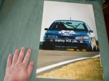 FORD MONDEO Andy Rouse BTCC large original period photo